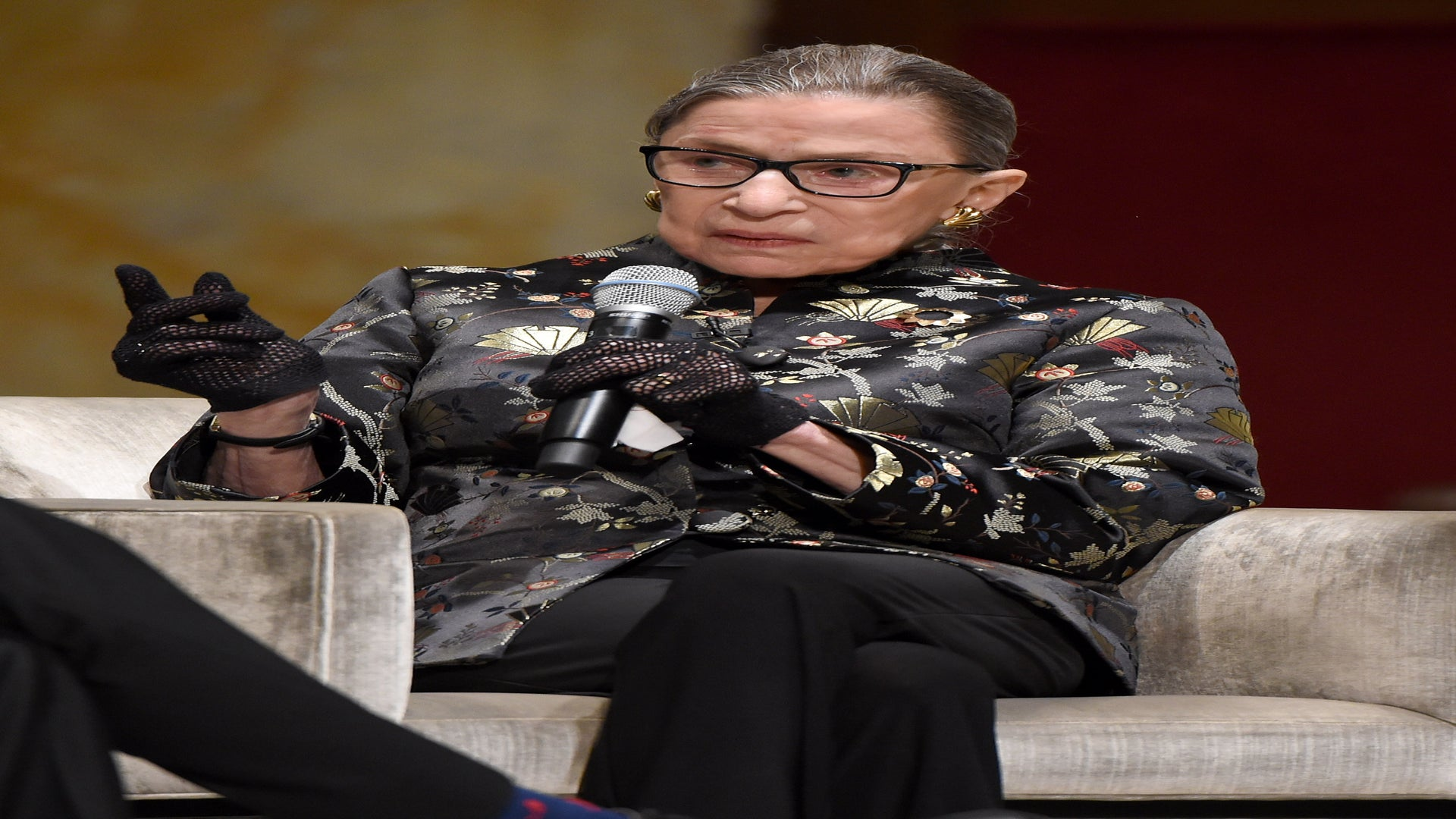 Supreme Court Justice Ruth Bader Ginsburg Calls Colin Kaepernick's National Anthem Protest 'Really Dumb'