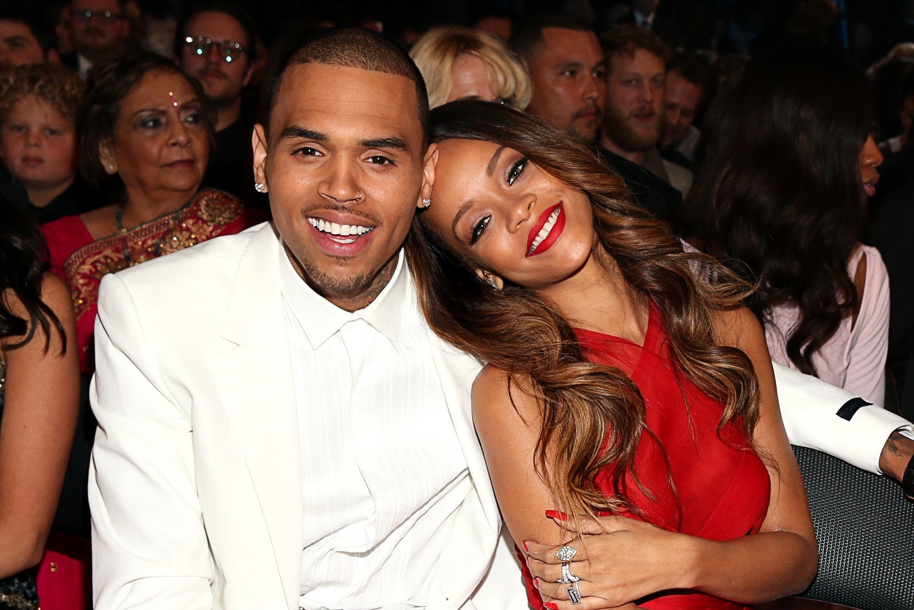 Who is chris brown dating april 2018