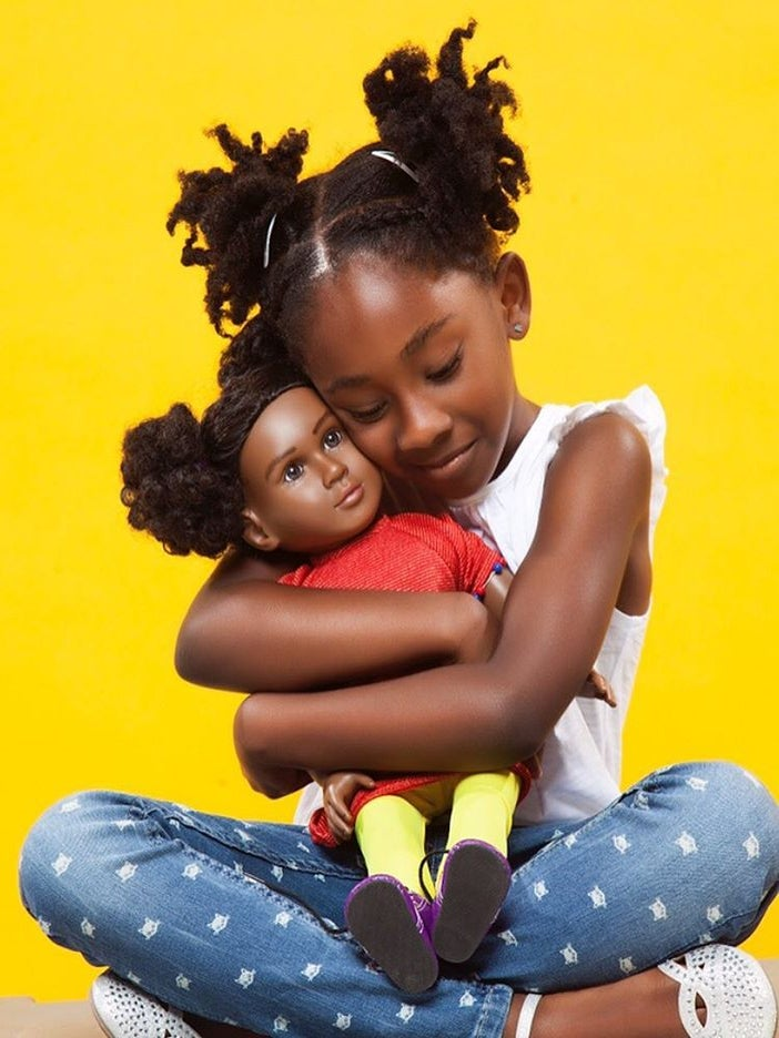 Meet Carline, The Haitian Doll Who Teaches Children to Embrace Their Culture And Diversity