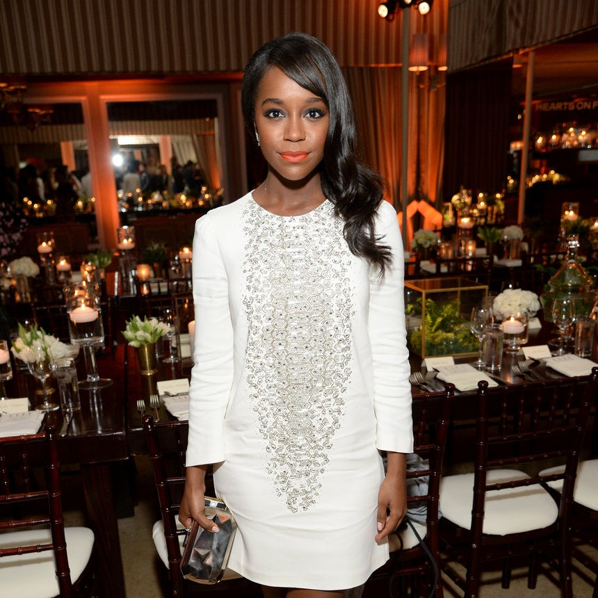 Aja Naomi King's Sexy and Sweet Style