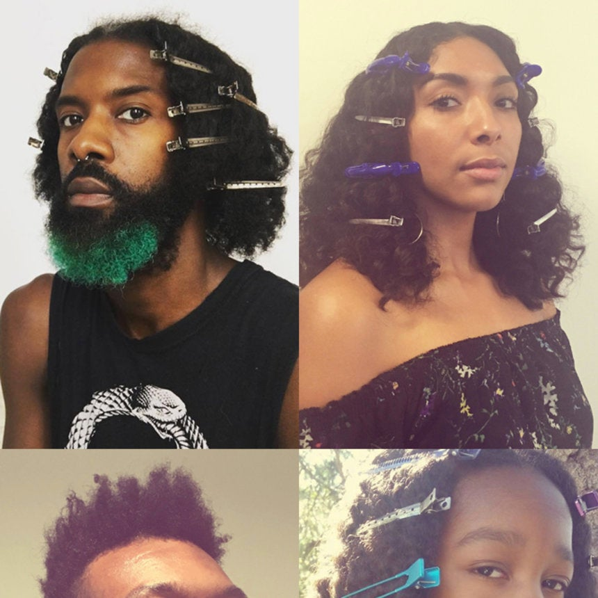 #Dont-Touch-My-Hair: Fans Pay Homage To Solange's Album Cover