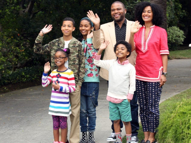 My Black Is Beautiful Teams With 'Black-ish' For Episode About 'The Talk'