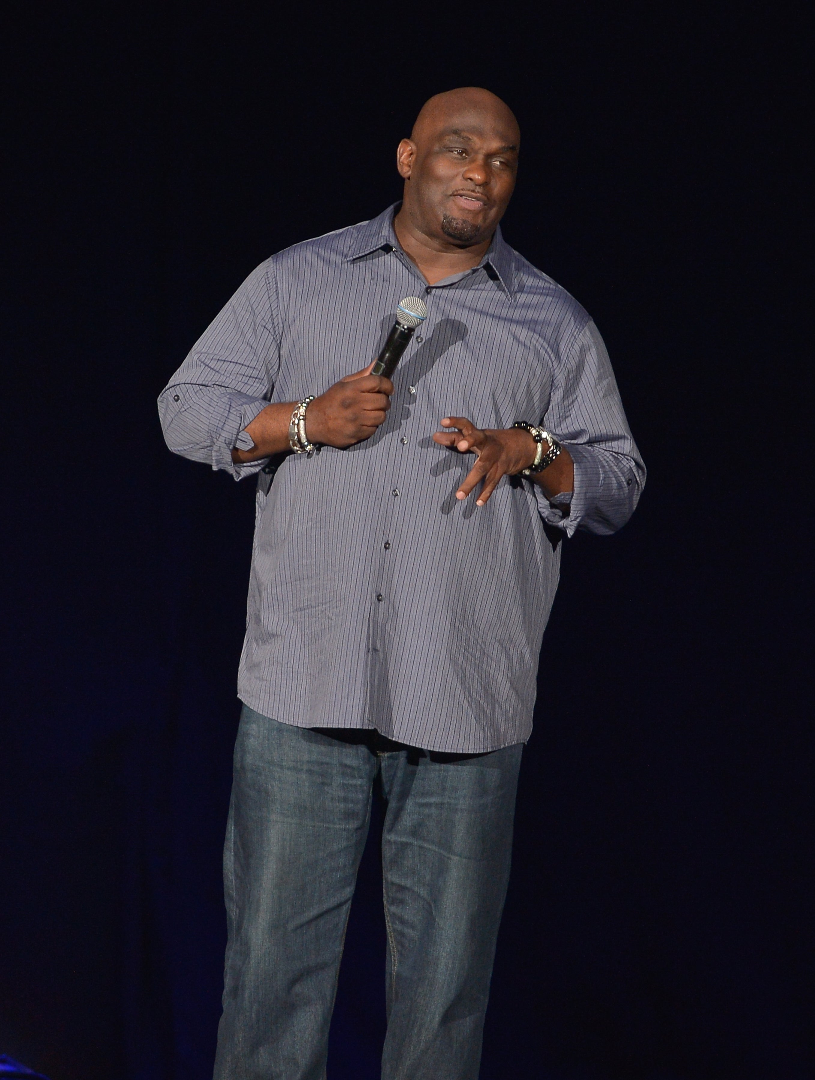Martin Star Tommy Ford Reportedly On Life Support Essence