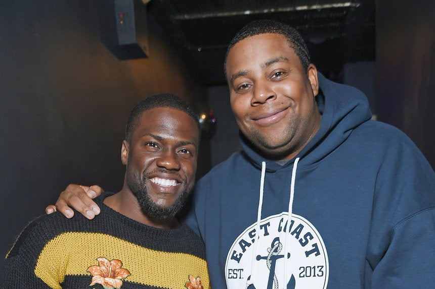 Kevin Hart and Kenan Thompson, Toya Wright, Chance the Rapper ...