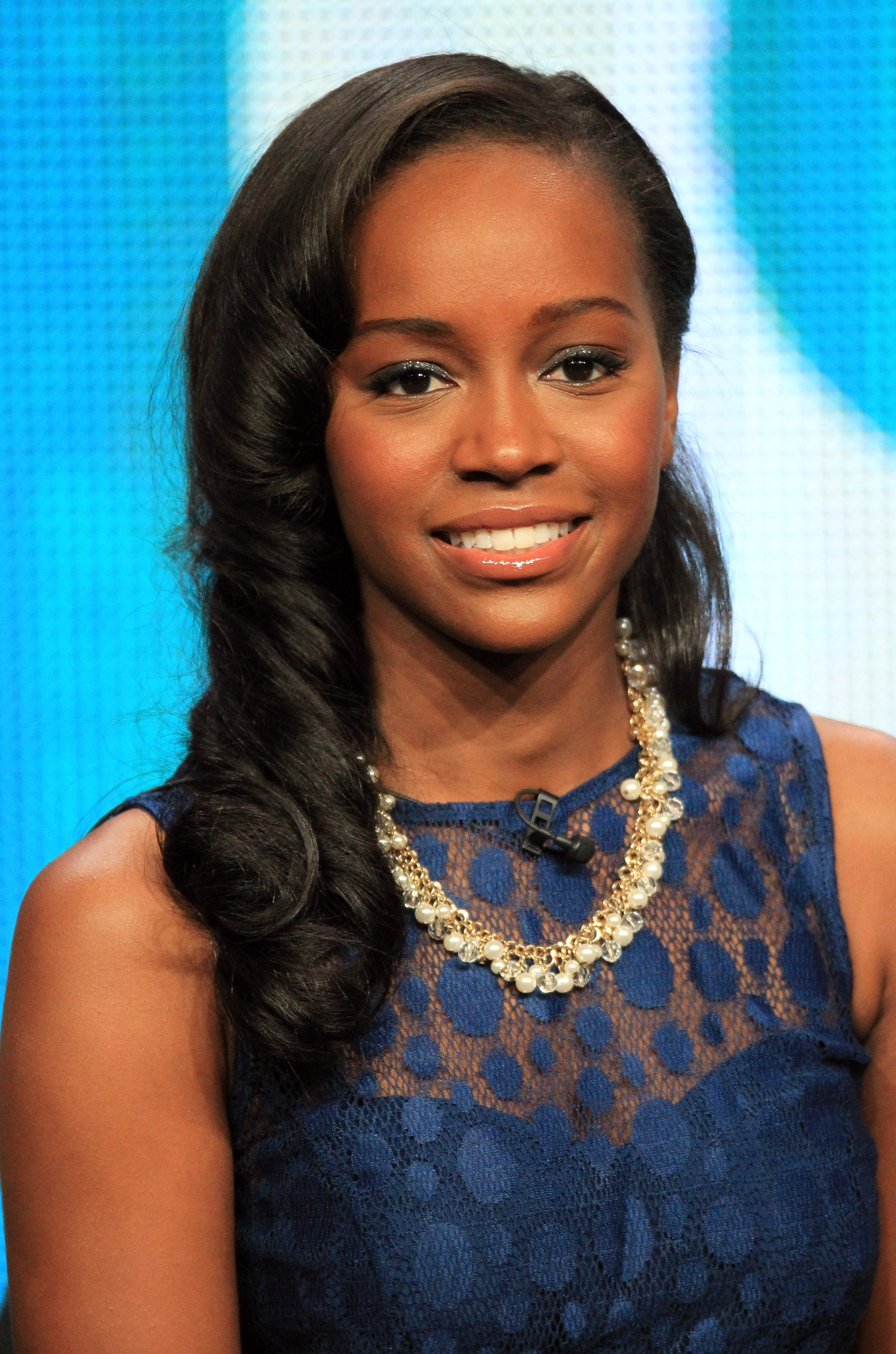 Aja Naomi King S Best Hair Amp Beauty Moments Essence