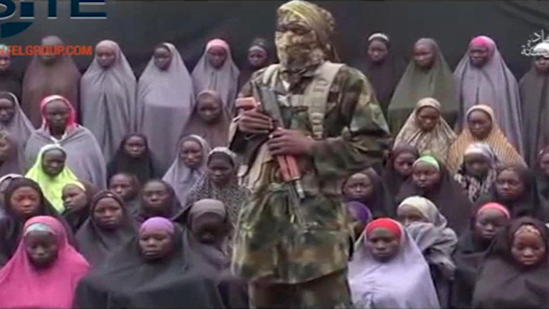 Boko Haram Releases 21 Chibok Schoolgirls