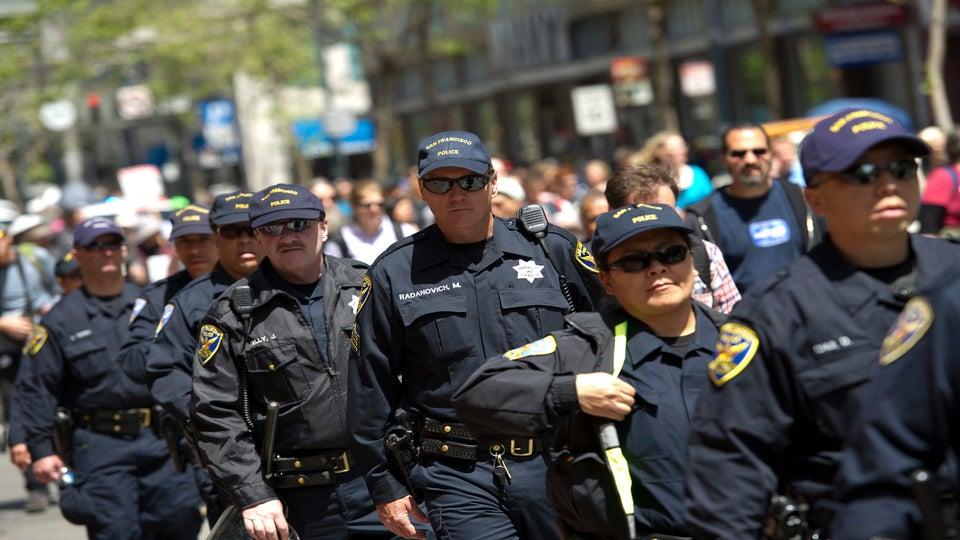 Report Shows Racial Bias In San Francisco Police Department