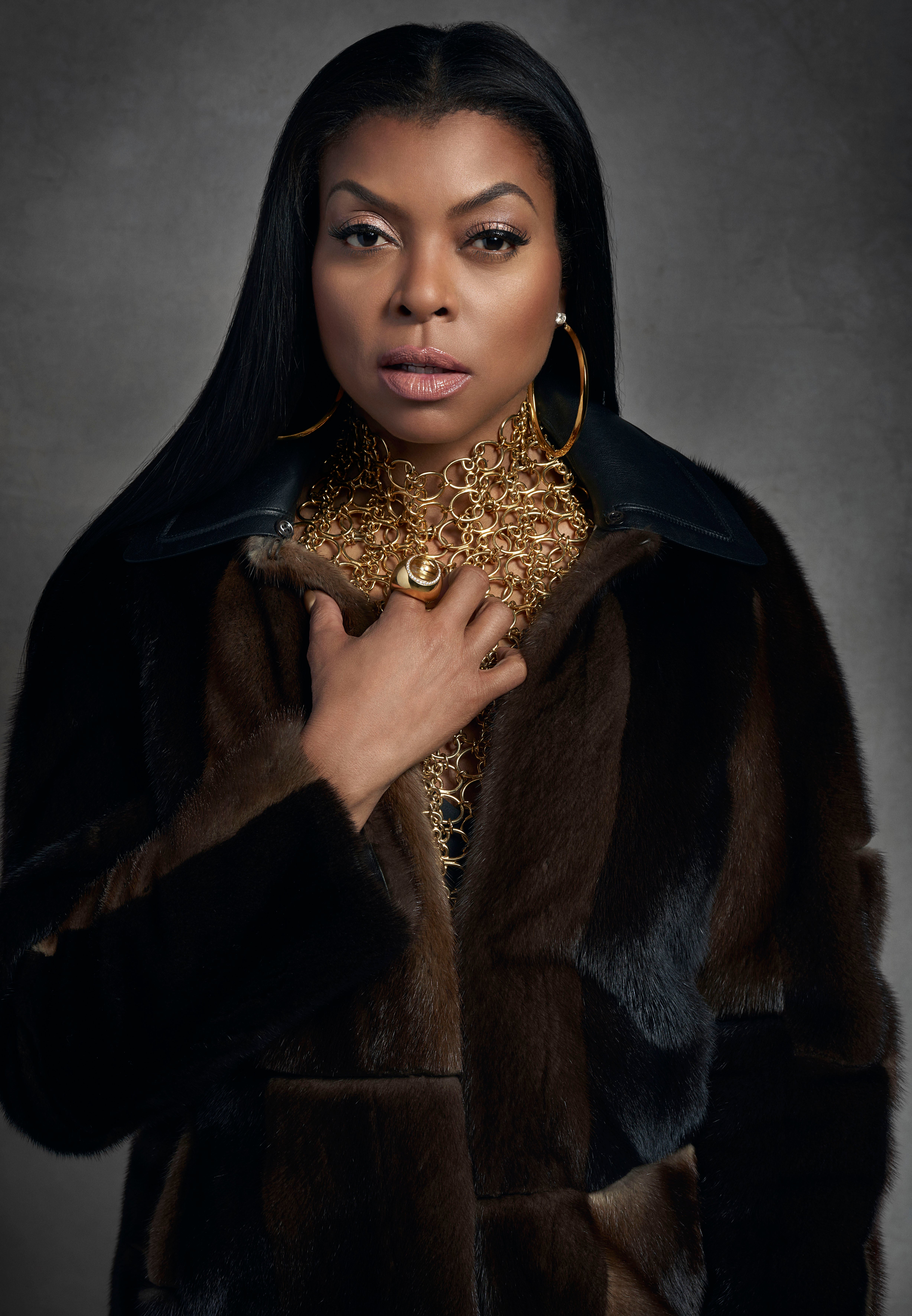Exclusive! Taraji P. Henson Slays Cookie's Signature Style On The Latest Episode Of 'Empire'