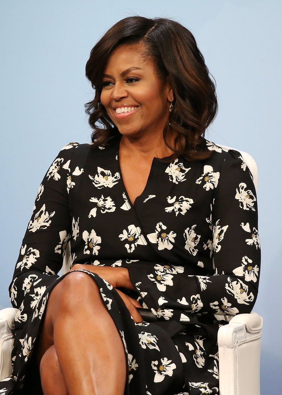 Michelle Obama On Sisterhood: 'We Cannot Be Catty'