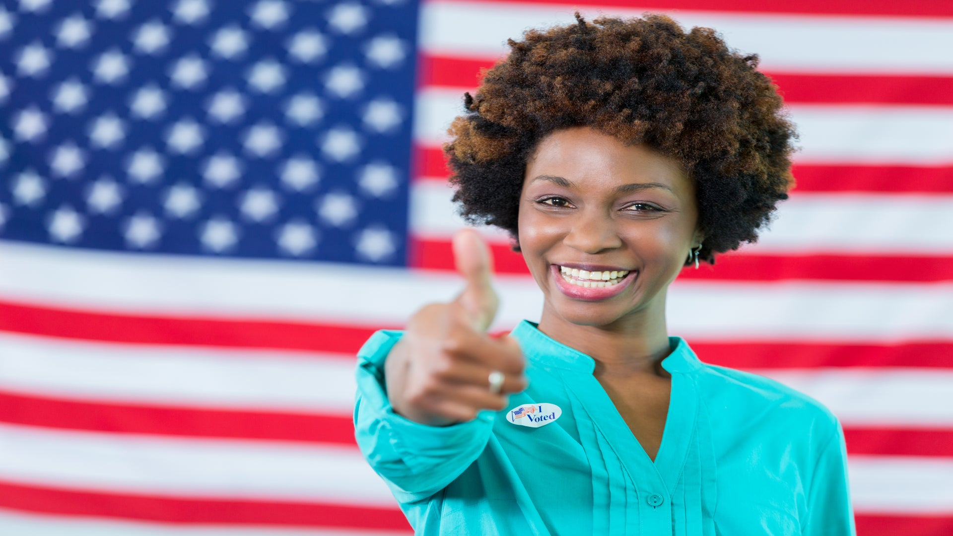 The Power Of The Black Woman's Vote