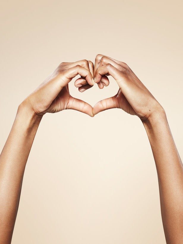 This Is Why a Hand Heart Should Be Your Next Instagram Photo
