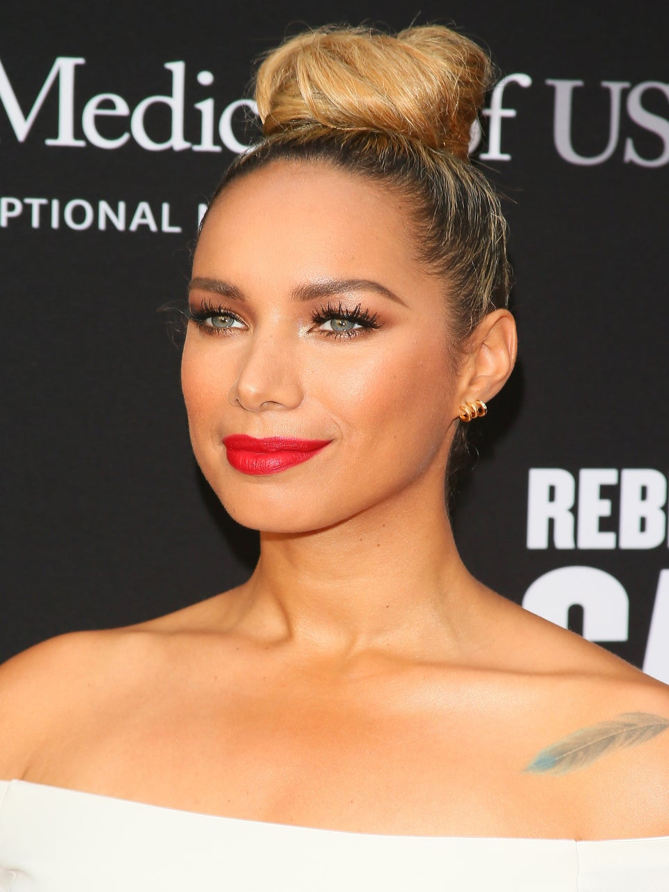 Leona Lewis Sings 'Avatar' Theme Song