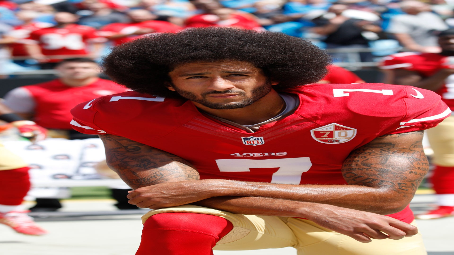 Colin Kaepernick Says He Did Not Vote
