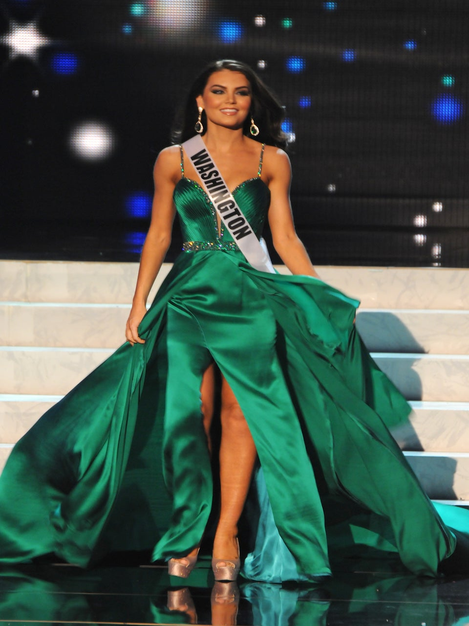 Another Miss USA Contestant Alleges She Received Unwanted Sexual Advances From Donald Trump