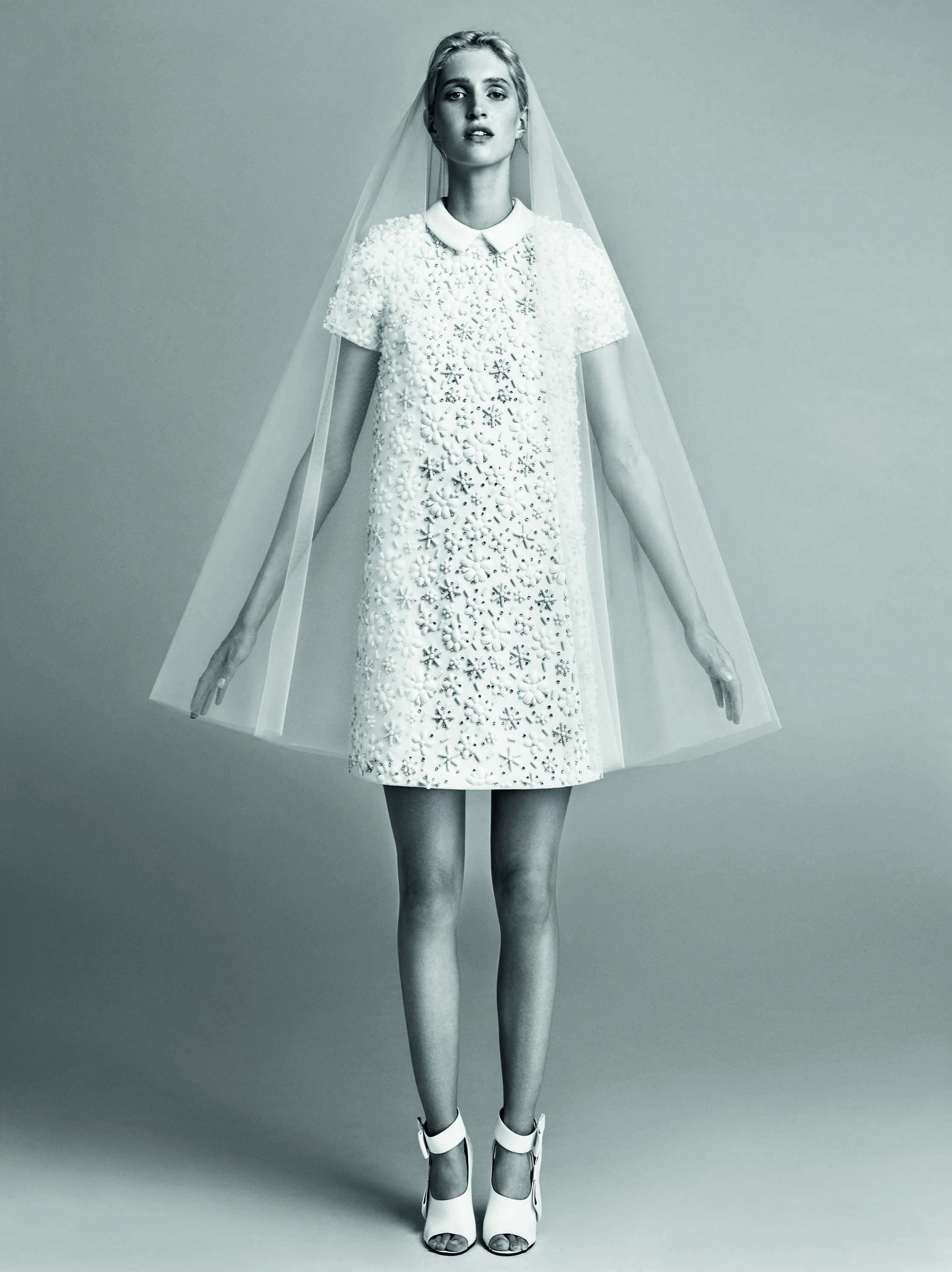 10 Non-Traditional Wedding Gowns - Essence
