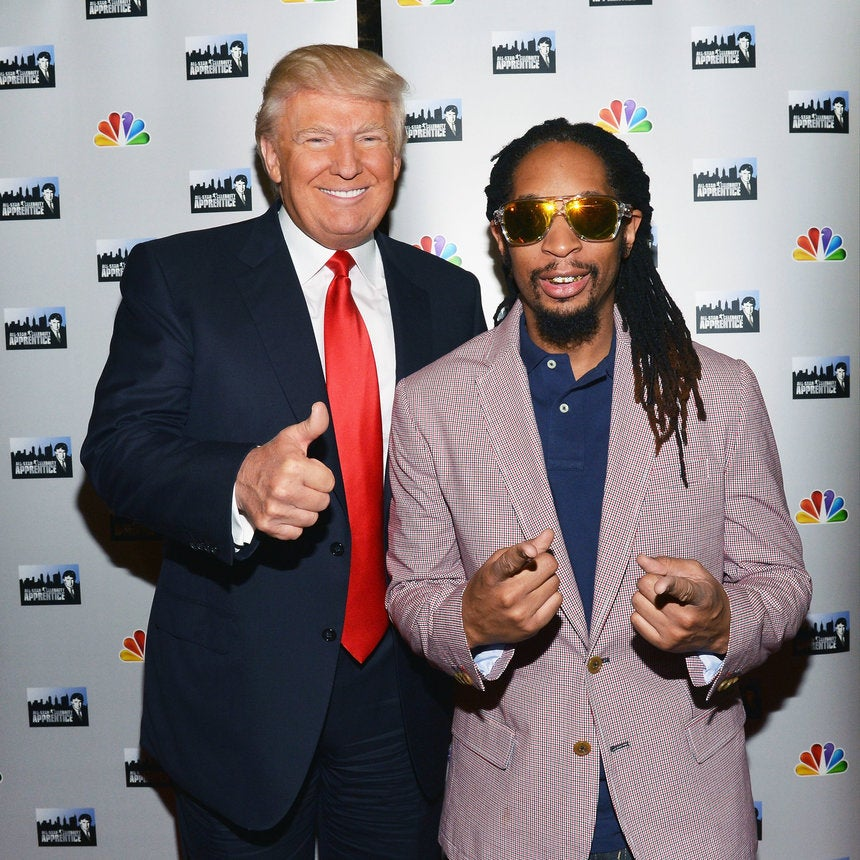 Trump Called Lil Jon An 'Uncle Tom' During Celebrity Apprentice