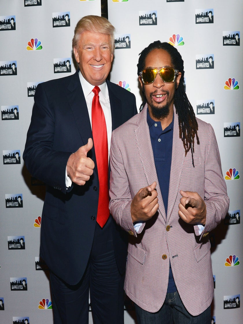Trump Called Lil Joh An Uncle Tom During Celebrity Apprentice