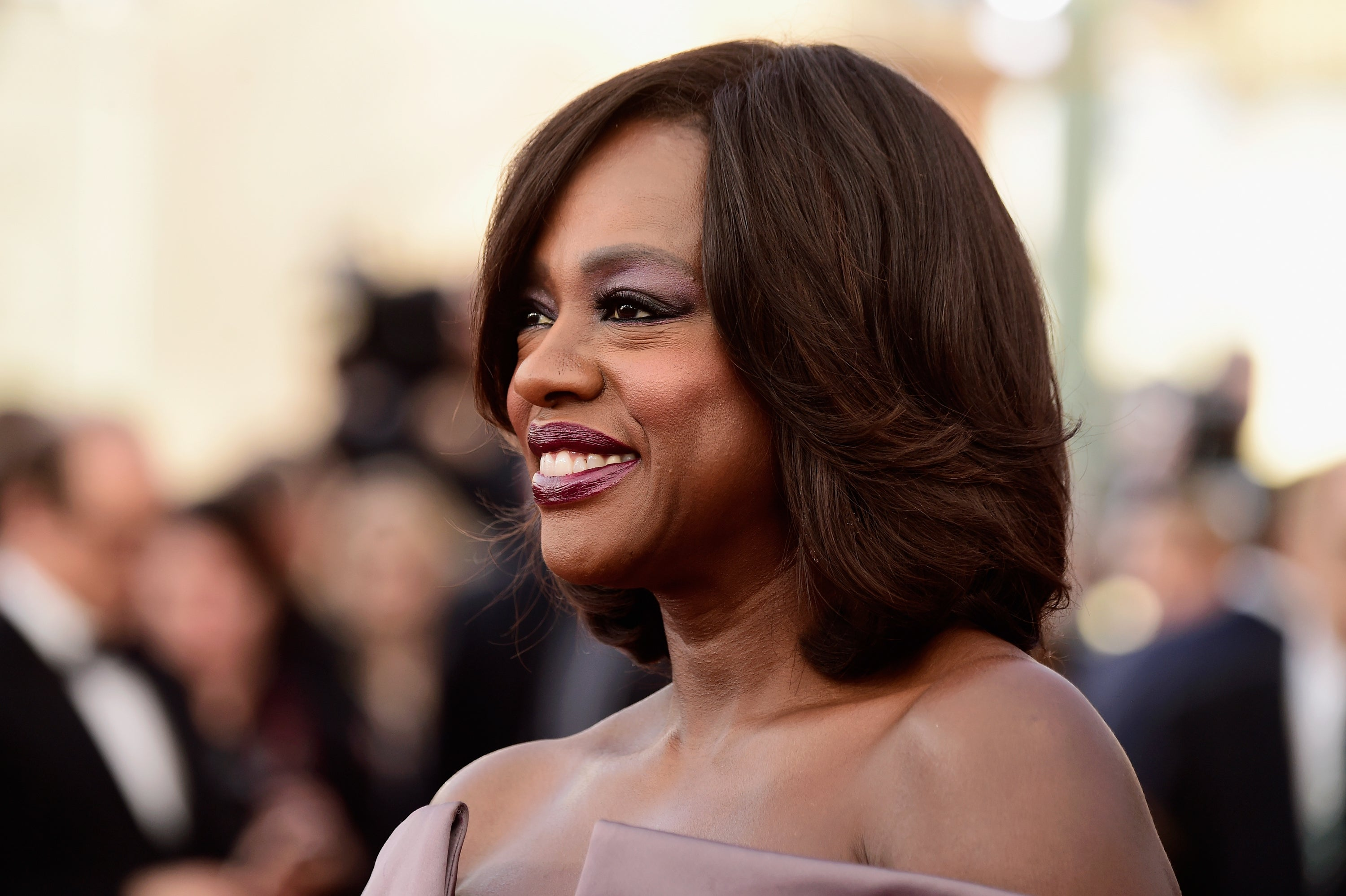 Viola Davis Shares Why Imperfections Are the Most Beautiful Quality of All