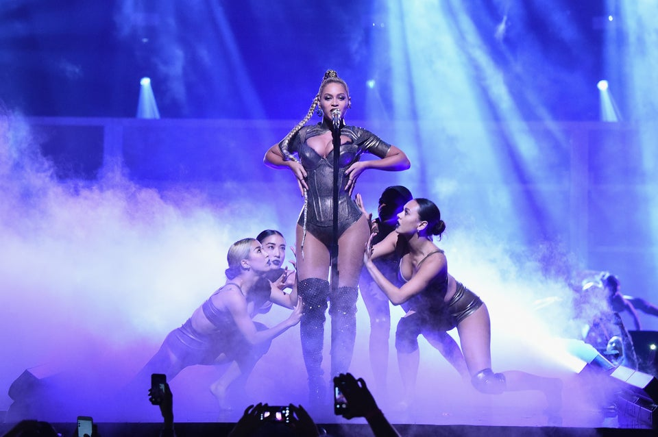 Black Women Owned The Night At The TIDAL x 1015 Concert