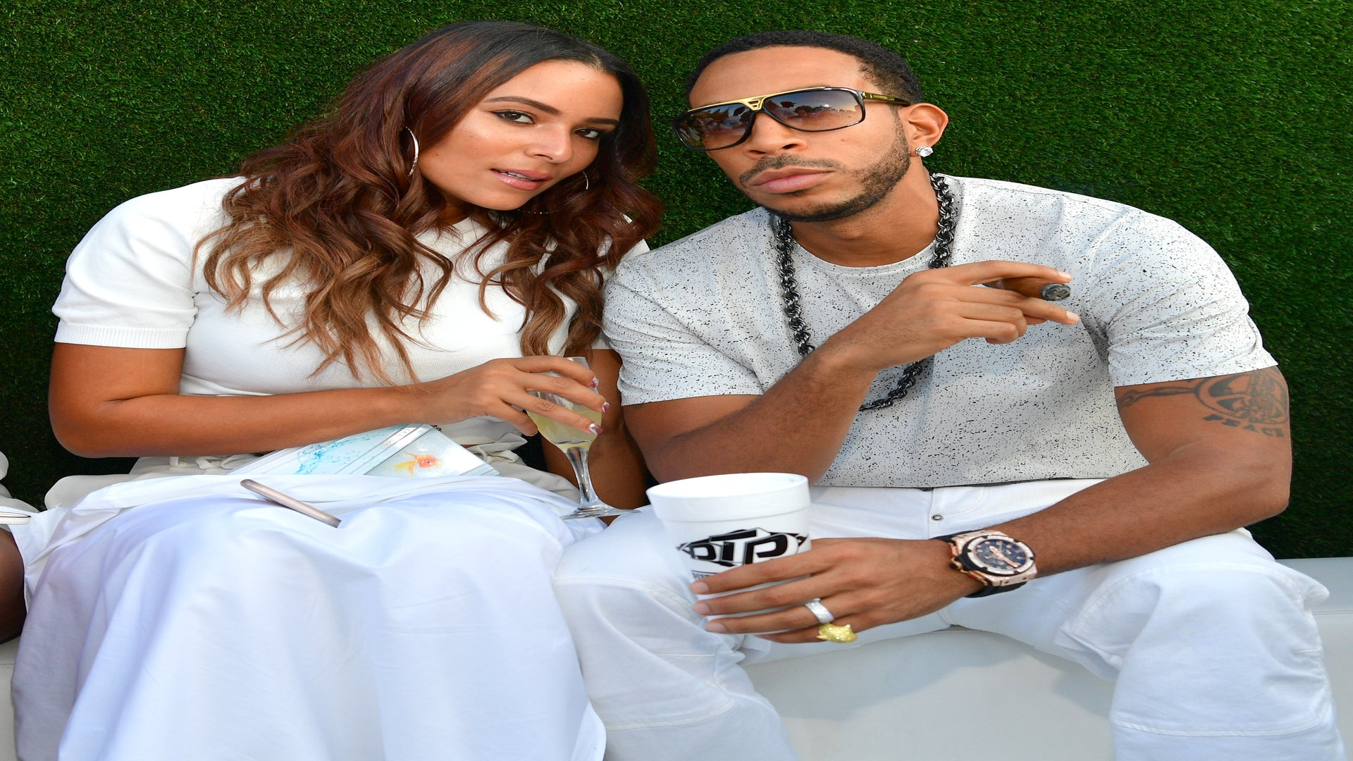 Ludacris Gifts His Wife With Another Fabulous Birthday Weekend