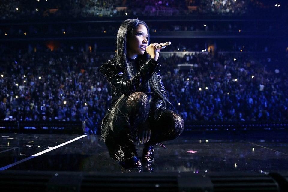 Nicki Minaj Will Bless Us Before The New Year With 'The Pinkprint Tour' Documentary