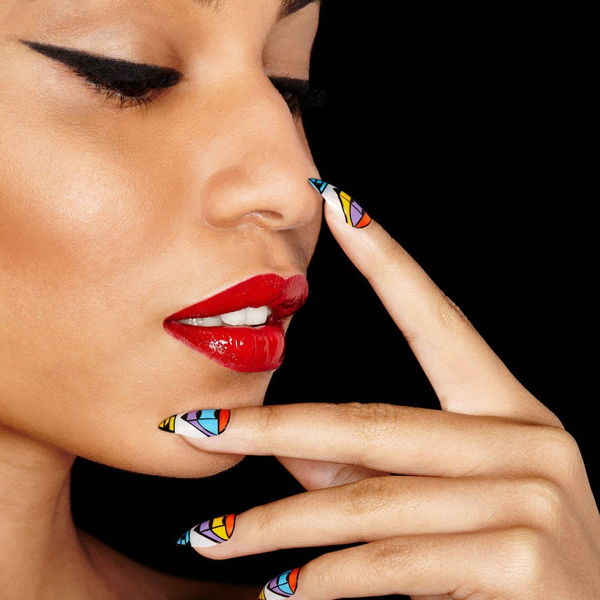 Three Nail Art Designs You Have To Try Right Now