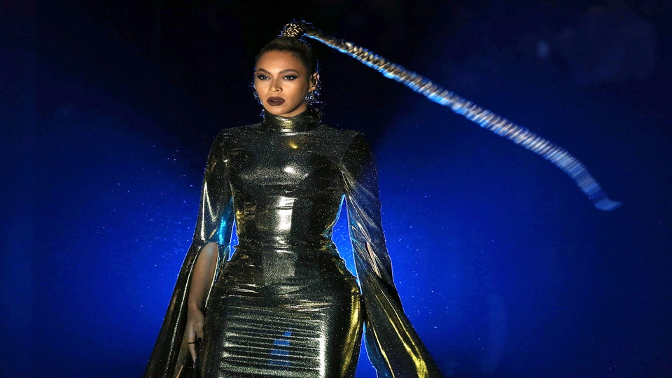Beyoncé, Alicia Keys and Nicki Minaj Brought Their Fiercest Hair Game to Tidal x 1015