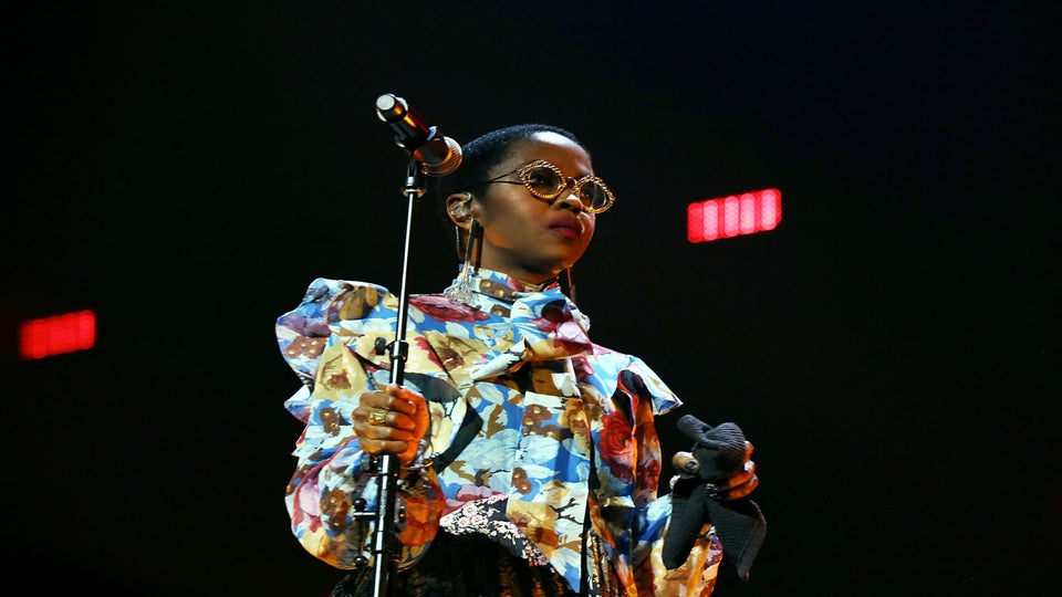 """Lauryn Hill Addresses The War On Black Lives With Re-Release Of Her Song """"Rebel"""""""