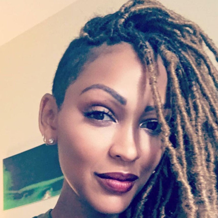 Meagan Good Dishes On What Inspired Her To Rock Those Beautiful Faux Locs