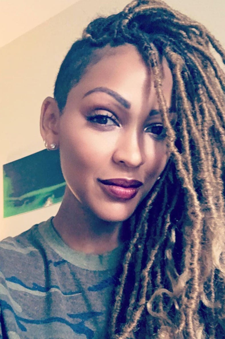 Meagan Good Talks Inspiration For Her Faux Locs Essence