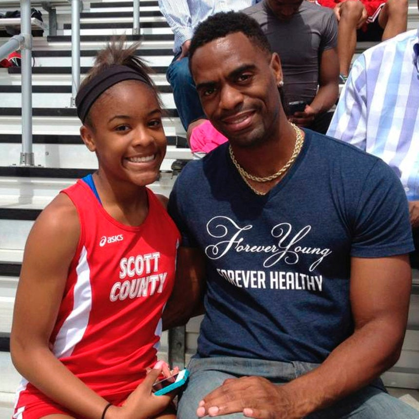 Three Men Charged In The Death Of Trinity Gay, Daughter Of Olympian Tyson Gay