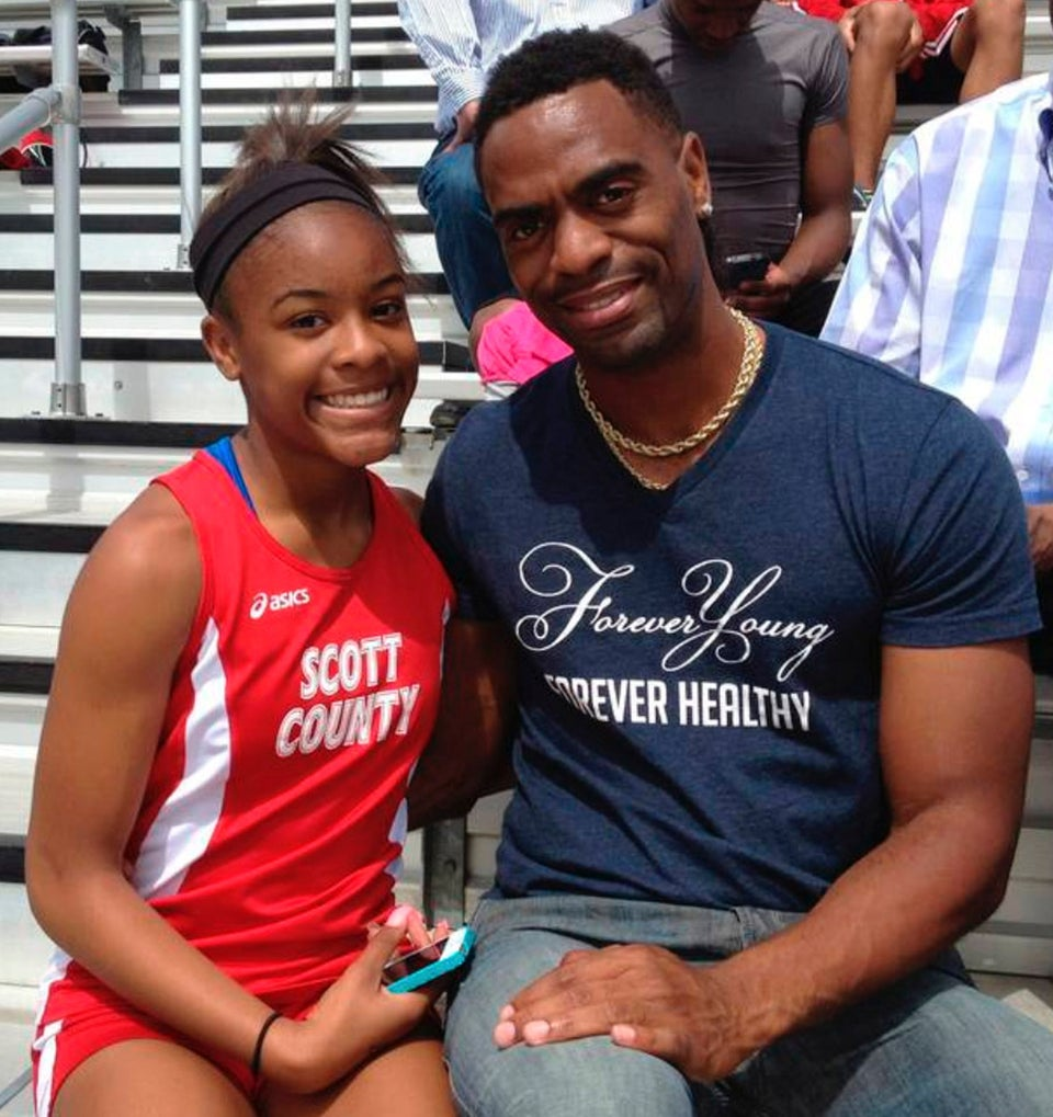 Fourth Man Arrested in Shooting Death of Tyson Gay's Teenage Daughter