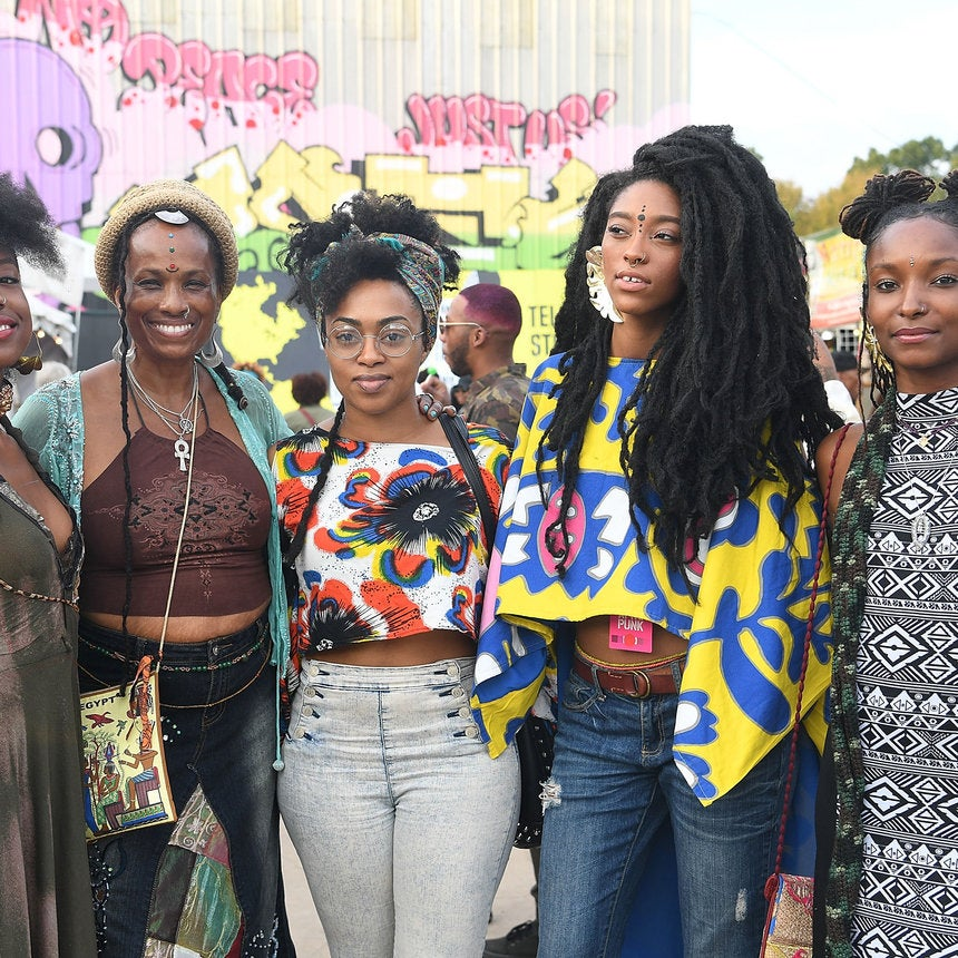 AFROPUNK Street Style Takes Over Atlanta