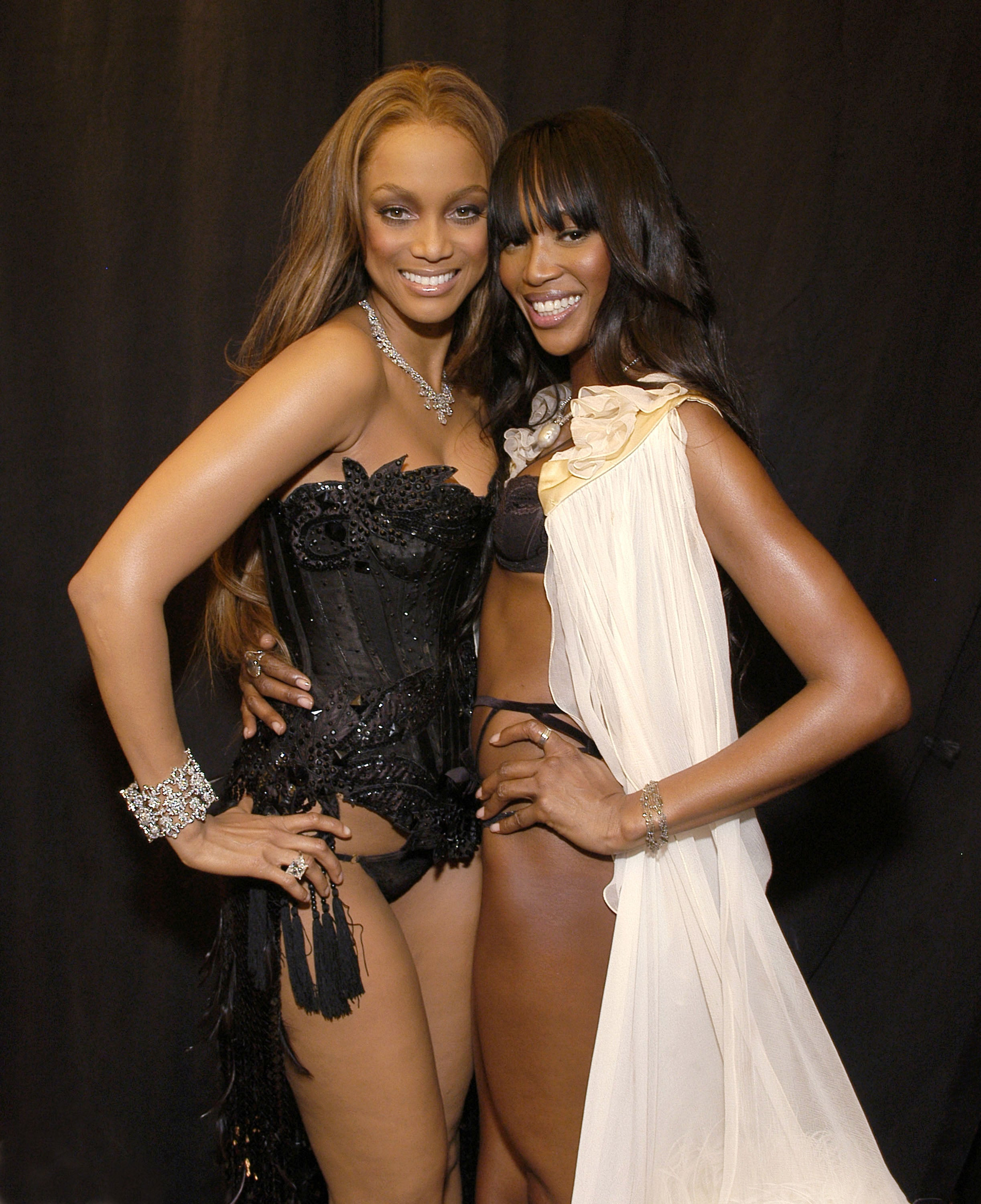 Tyra Banks on (Still!) Being 'Very Scared' of Naomi Campbell and Being Blacklisted for 'Getting Thicker'