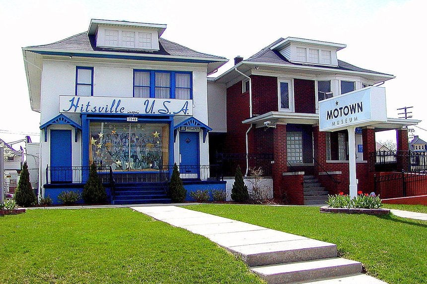 Detroit's Motown Museum Is Getting A Major Upgrade - Essence