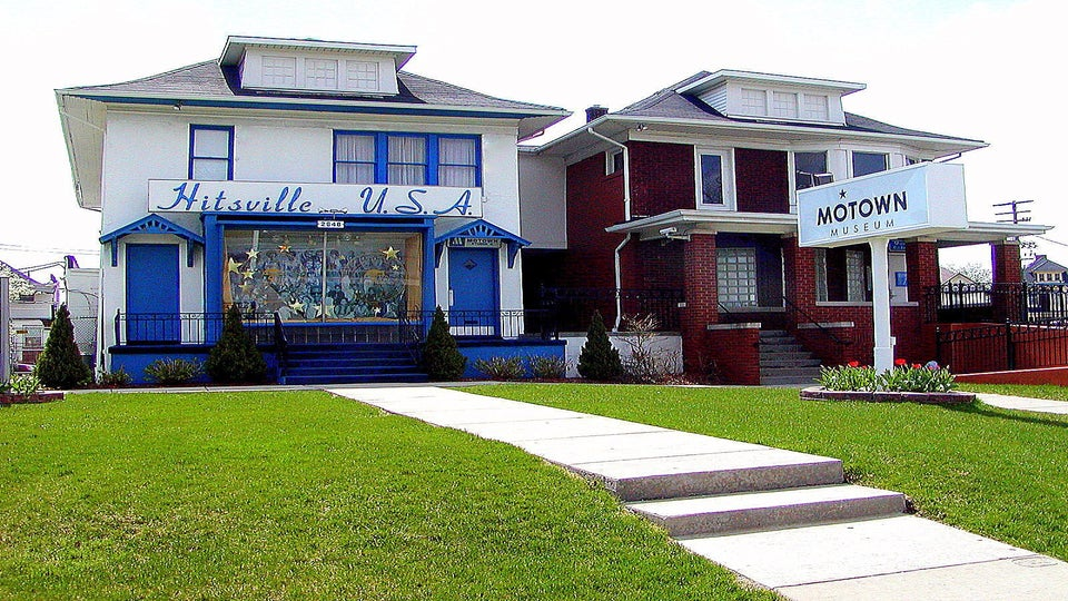 Detroit's Motown Museum Is Getting A Major Upgrade