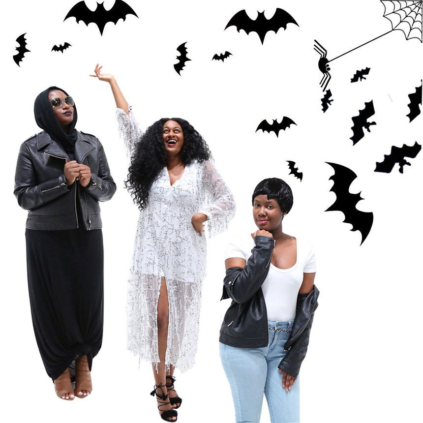 ESSENCE Editors Show You How to Dress Up As Classic R&B Divas For Halloween