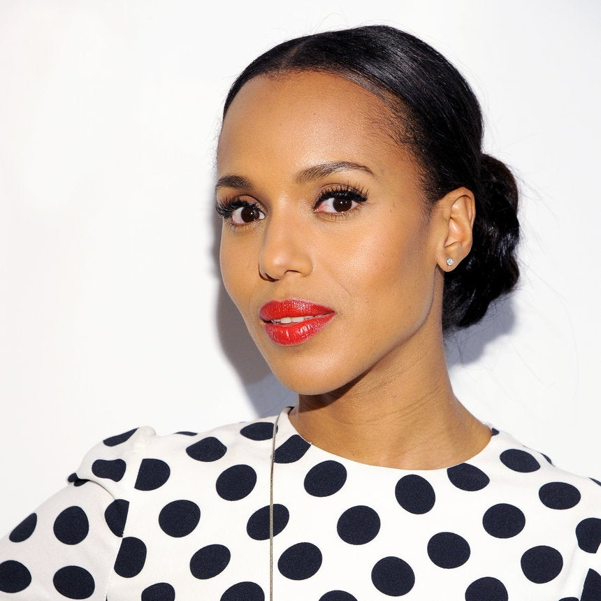 Happy 40th, Kerry Washington! Here Are the Beauty Rules She Swears By (Take Notes)