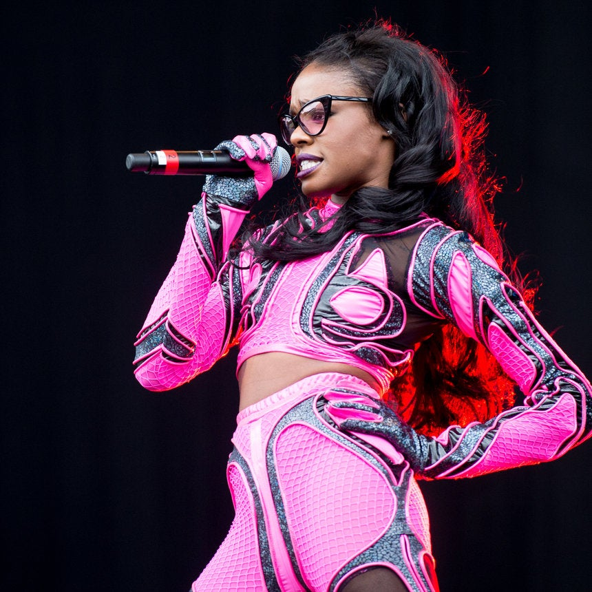 No Surprise Here: Azealia Banks Would Love To Perform At Trump's Inauguration