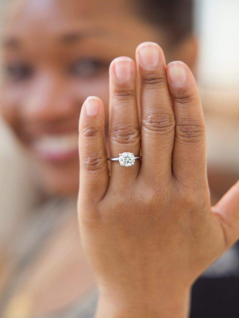 Can You Guess Which State Has The Largest Engagement Rings?