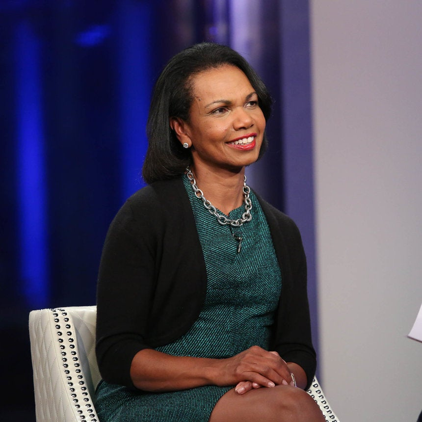 Here's What Condoleezza Rice Has To Say About Donald Trump Calling Her A 'Bitch'