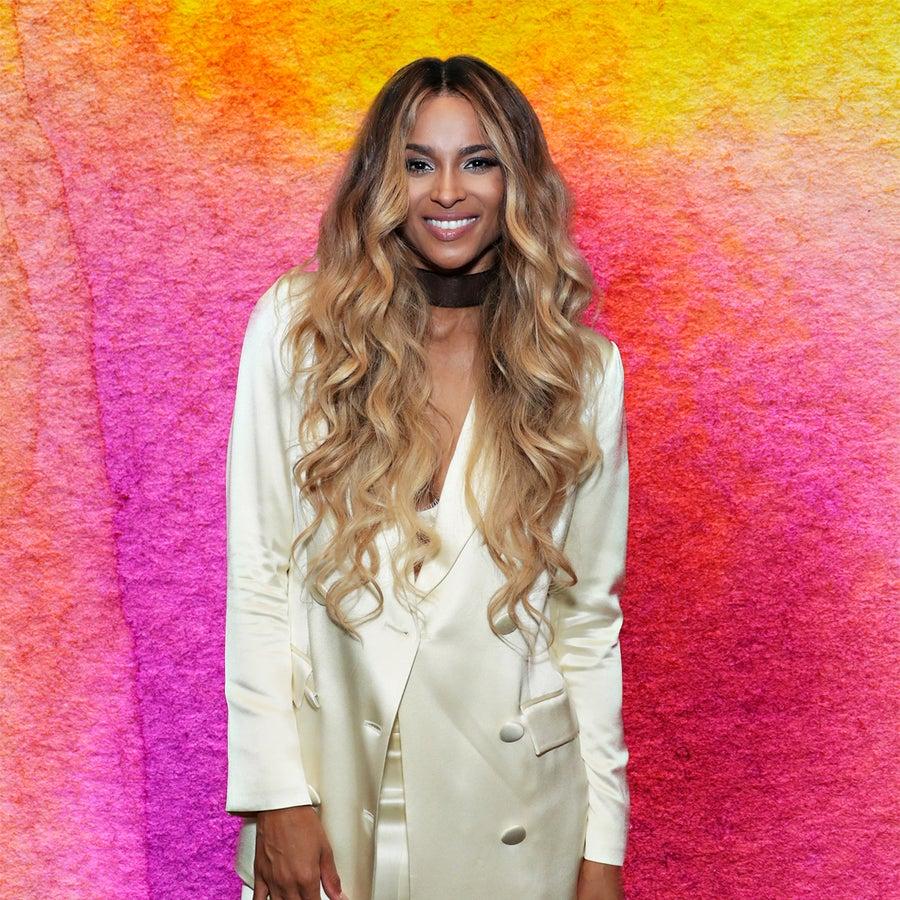 Ciara's Fierce Fashion Moments Fuel Pregnancy Rumors