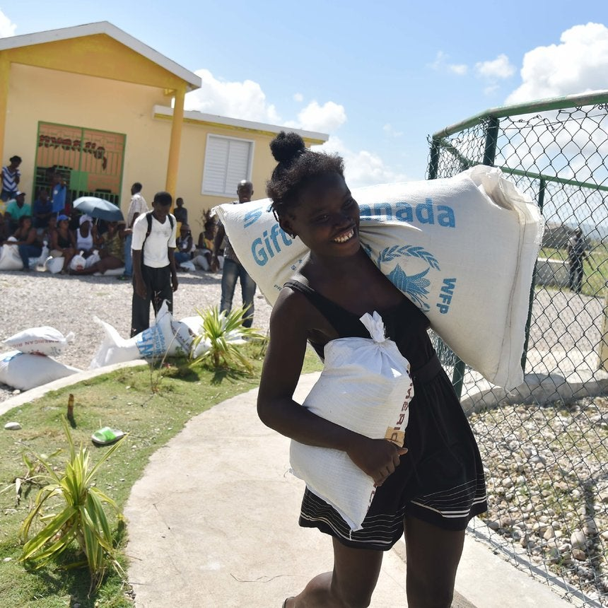 Haiti Is Picking Up The Pieces After Its Second Natural Disaster In Less Than A Decade