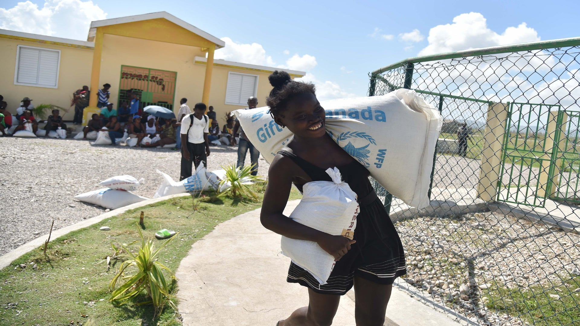 Haiti Is Picking Up The Pieces After Its Second Natural Disaster