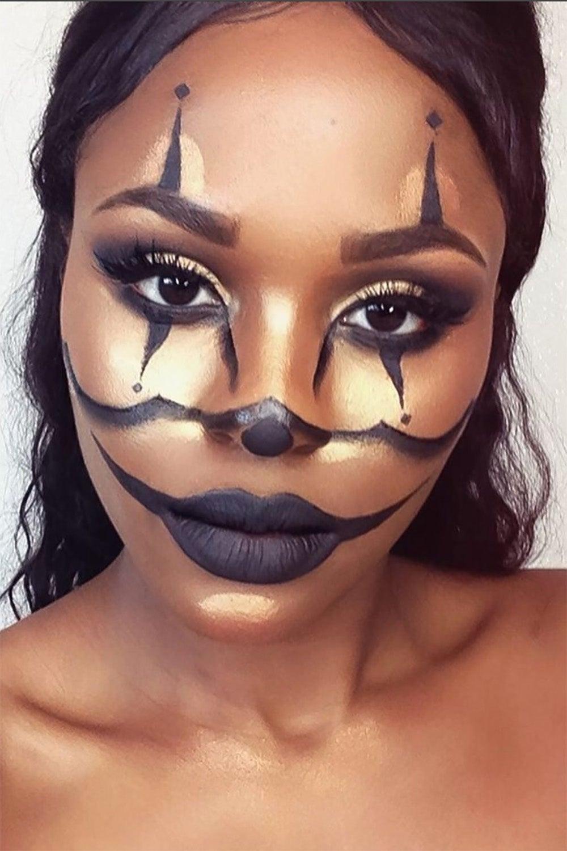 Instagram Makeup Brushes: Halloween Makeup On Instagram