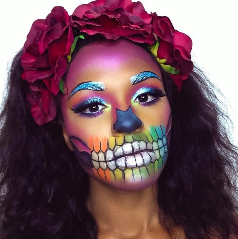 Halloween Makeup On Instagram Essence