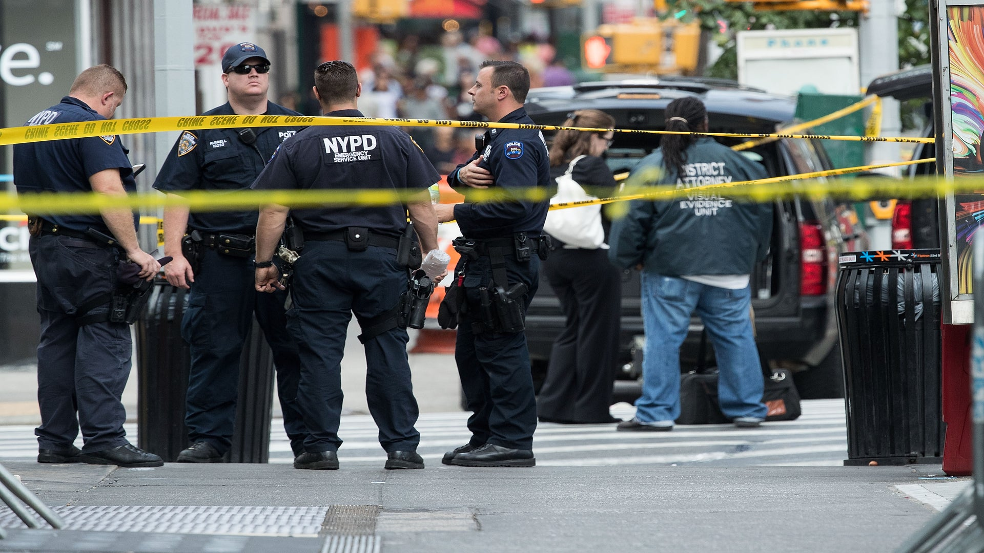 Why Did The NYPD Shoot A Mentally Ill, 66-Year-Old Woman?