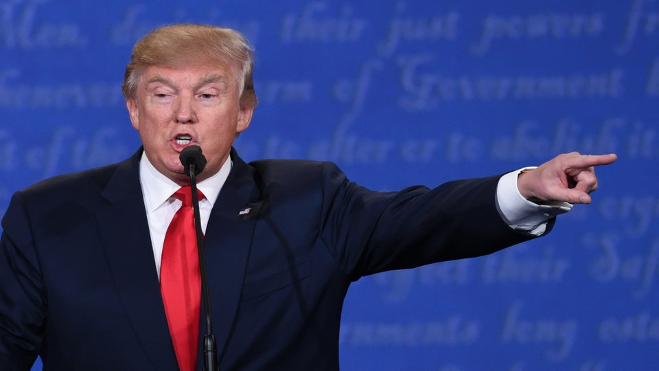 Donald Trump Won't Commit To Accepting Election Results If He Loses