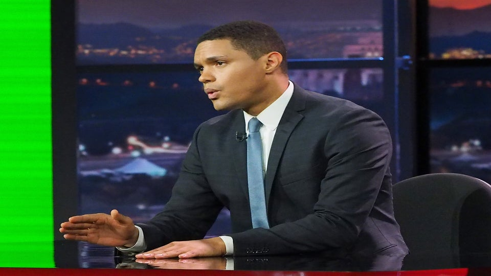 Watch 'The Daily Show' Host Trevor Noah Go Head-To-Head With White Supremacist Fave Tomi Lahren