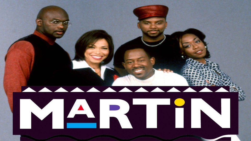 RIP: Martin Cast Attend Tommy Ford's Funeral